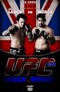 UFC138-poster