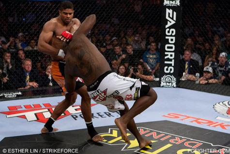 UFC Signs Alistair Overeem, Fighting Brock Lesnar December ...
