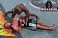Alexis Vila KOs Joe Warren at Bellator 51. Photo courtesy of Bellator Photo