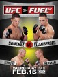 UFC-on-Fuel-tv-Sanchez-vs-Ellenberger-poster