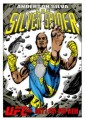 UFC champ Anderson Silva has been transformed into a comic book character