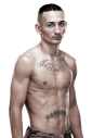 Holloway (photo via UFC.com)