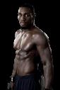 Davis (photo via UFC.com)