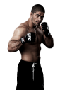 Palhares (photo via UFC.com)
