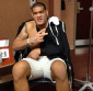 """Bigfoot"" Silva (photo via Instagram)"