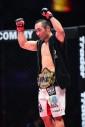 A victorious Nobutatsu Suzuki (photo via ONE FC)