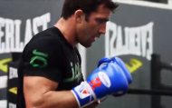 Luke Rockhold (photo via UFC/ ZUFFA)