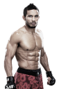 Bermudez (photo via UFC.com)