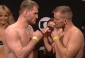 Miocic (left) and Maldonado (photo via FOX Sports 1/ UFC)