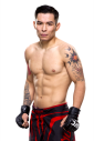 Ray Borg (photo via UFC.com)