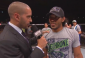 Benson Henderson (right)