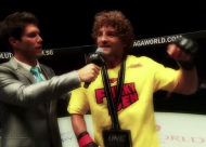 Ben Askren (photo via ONE FC)