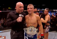 TJ Dillashaw (right) (photo via UFC)