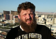 Roy Nelson (photo via UFC.com)