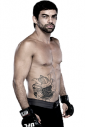 Yan Cabral (photo via UFC.com)