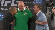 Aldo and McGregor