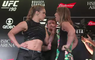 Rousey and Correia