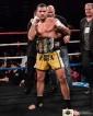 A victorious Fabio Pinca (photo via Lion Fight)