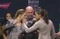 Rousey (left) and Nunes (photo via UFC)
