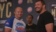 Fedor and Mitrione