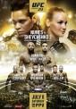 UFC 213 Poster