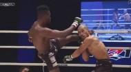 Kape kicking Yamamoto