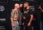 Emmett (left) and Stephens (photo via UFC)