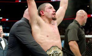 Whittaker UFC