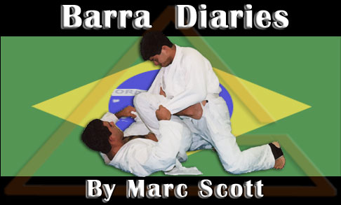 Barra Diaries By Marc Scott