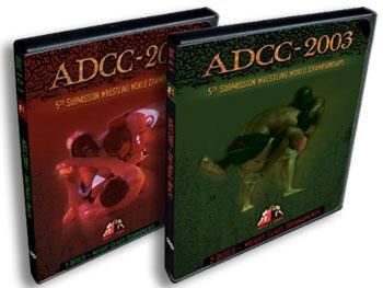 ADCC 2003 DVD Set