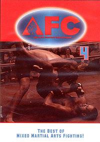 AFC #4 DVD