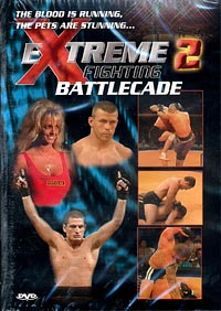 Battlecade EF 2 DVD