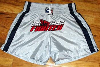 FCF Silver Boxer