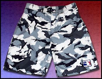 FCF Camouflage Boardshorts