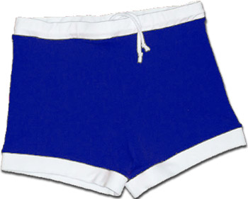 Blue FCF Competition Shorts