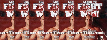 Randy Couture Instruction DVDs