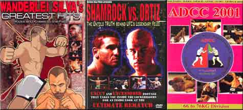 Wanderlei Silva's Greatest Hits, Shamrock Vs. Ortiz: The Untold Truth Behind UFC's Legendary Feud!, ADCC 2001 - 66 to 76 KG Division