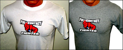 New FCF Animated Logo Shirt