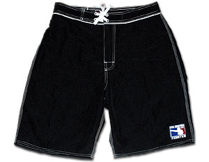 FCF Black Boardshorts