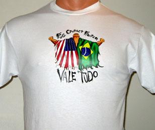 FCF Vale Tudo T-Shirt