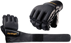 Harbinger Wristwrap Gloves