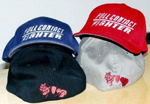 FCF hats