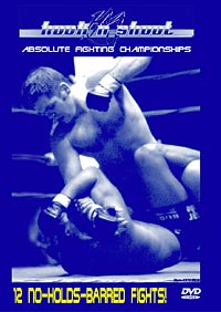 HOOKnSHOOT Absolute Fighting Championships 1 DVD