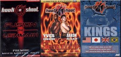 HOOKnSHOOT DVDs