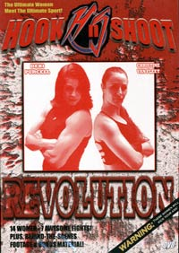 HnS Revolution DVD