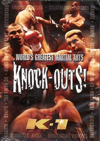 K-1's Greatest Knockouts DVD