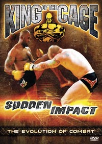King Of The Cage Sudden Impact