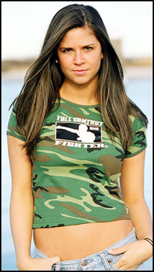 FCF Ladies Camo Shirt
