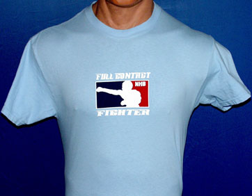 Light Blue FCF T-shirt