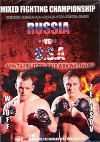 MFC 1: Russia vs. USA DVD
